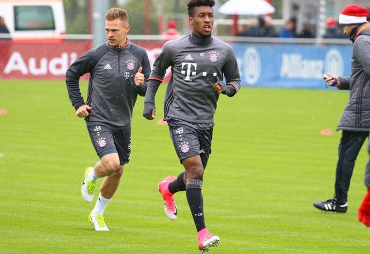 Bayern hace efectiva la opción de compra por Kingsley Coman