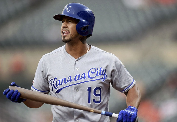 slump, cheslor cuthbert, mlb, baseball,