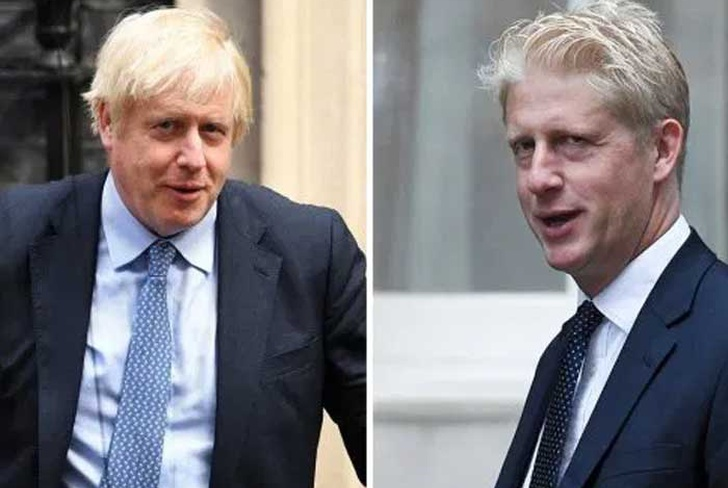 reino unido, dimision, Jo Johnson, union europea, boris johnson,