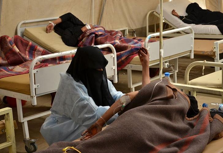 Yemen: El cólera cobra 923 víctimas mortales