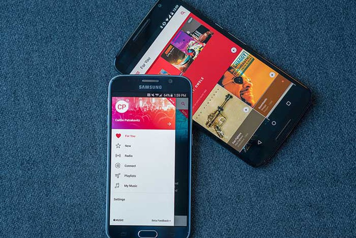 apple music, suscriptores, pago, android, apple, musica, streaming, programa, apps, servicio,