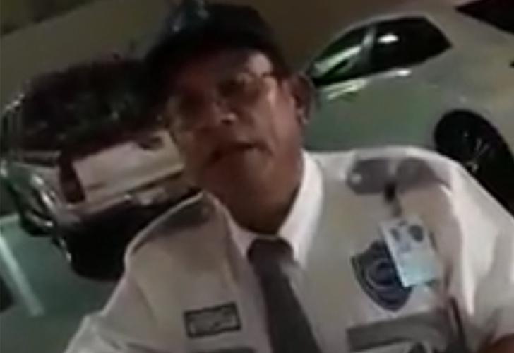 nicaragua, adios, guarda de seguridad, trabajo, video viral,