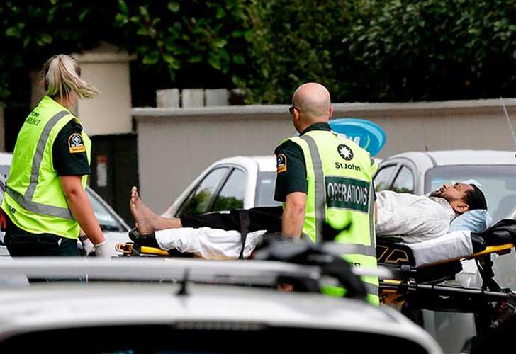 Atentado En Nueva Zelanda Hd: 40 Muertos Reportan Luego Del Atentado Terrorista En