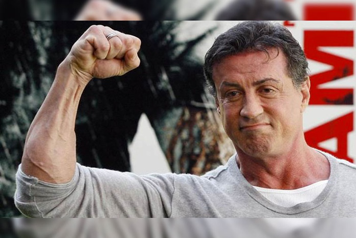 Sylvester Stallone, foto, actor, creed,instagram,