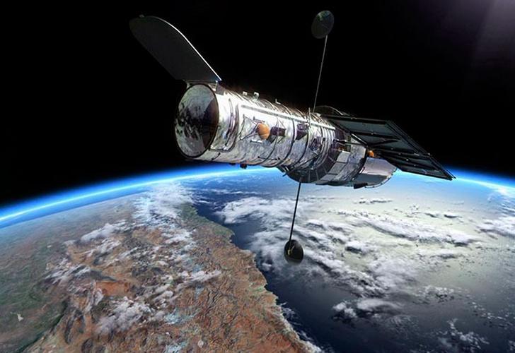 Una falla en el telescopio Hubble lo deja fuera de servicio