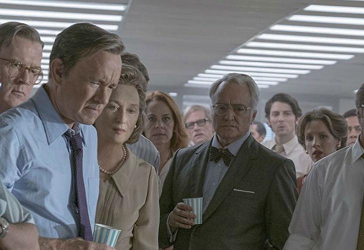 'The Post' contará historia de Vietnam con Meryl Streep