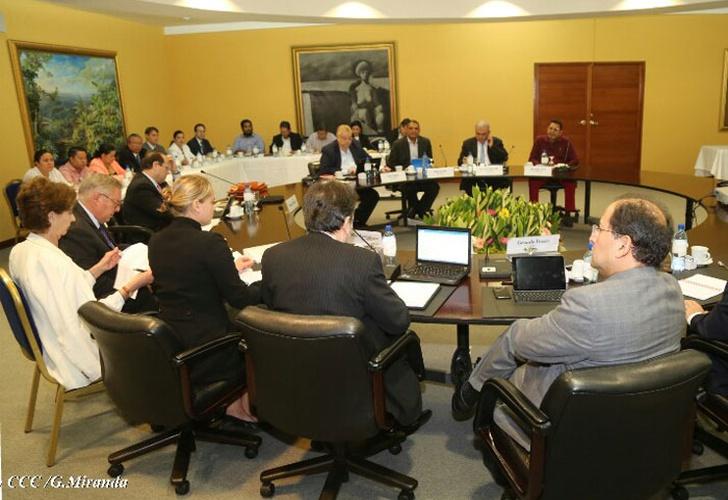 Gobierno de Nicaragua sostiene encuentro con Fondo Monetario Internacional