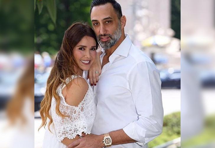 Marlene Favela y George Seely ya son marido y mujer
