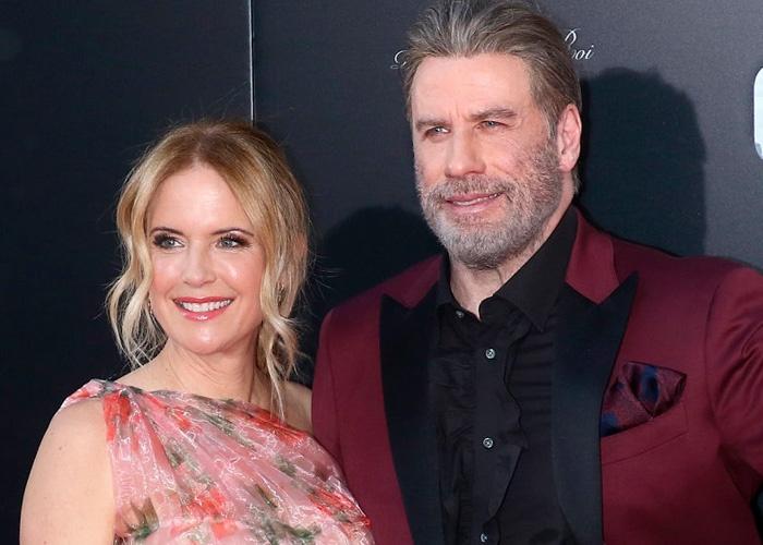 La actriz y esposa de John Travolta, Kelly Preston fallece