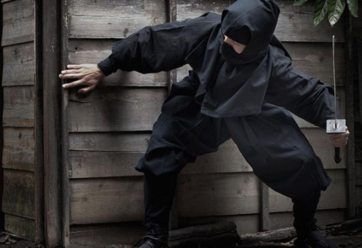 Detienen en Osaka a un 'ladrón ninja' de 74 años — Japón