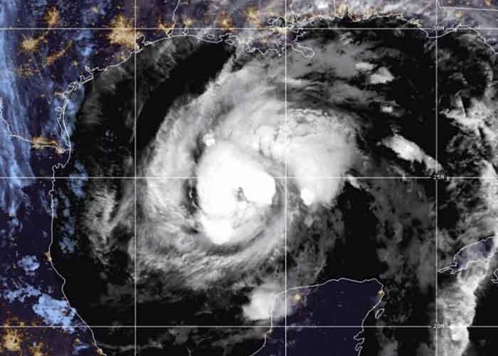 estados unidos, huracan zeta, luisiana, inundaciones, apagones,
