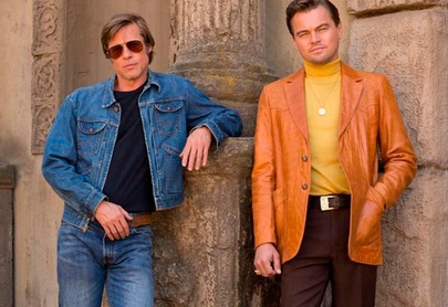 Ya está listo el poster de 'Once Upon a Time in Hollywood'