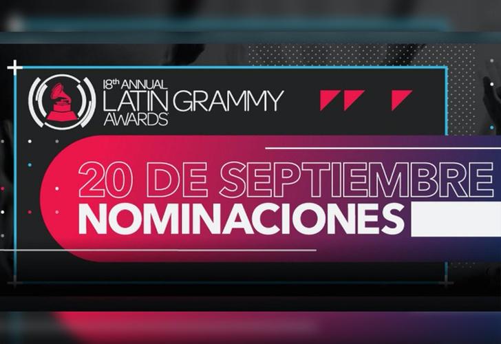 Tras terremoto en México se posponen las nominaciones al Grammy Latino
