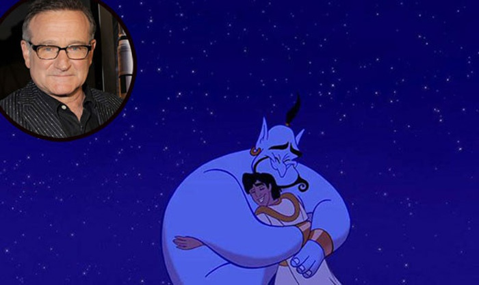 None-Testamento de Robin Williams impediría a Disney realizar película de Aladdín