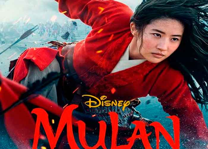 cine, disney, mulan, trailer, estreno, video, twitter,