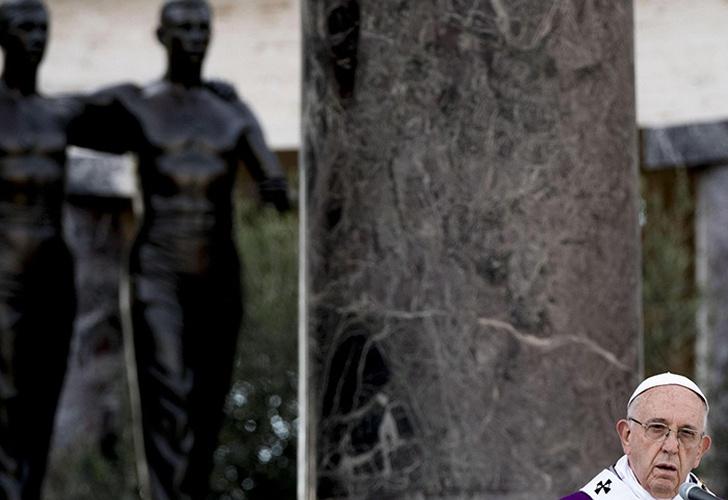 El papa Francisco clama para que no haya más guerras y víctimas