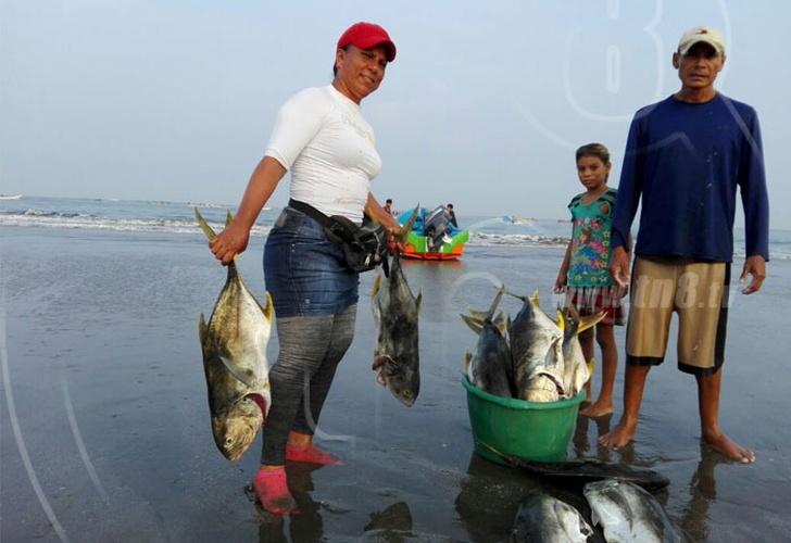nicaragua, pesca, crecimiento, capacitacion, precaucion, huracan,