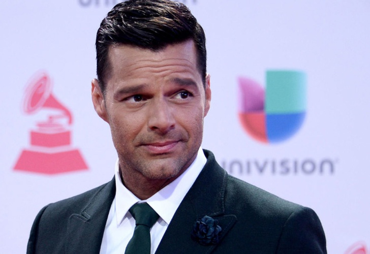 Ricky Martin grave tras accidente