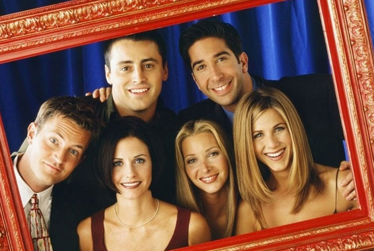 cine, friends, fotos, jennifer aniston, actores, redes sociales, reencuentro,