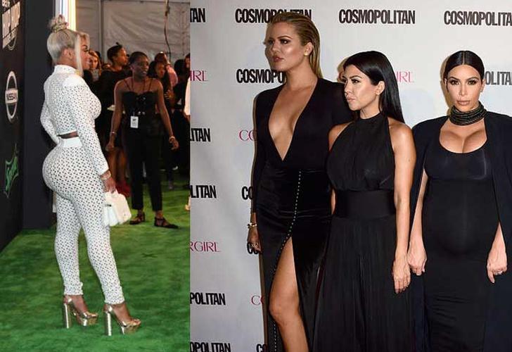 Blac Chyna demandará a Rob ya la familia Kardashian Jenner