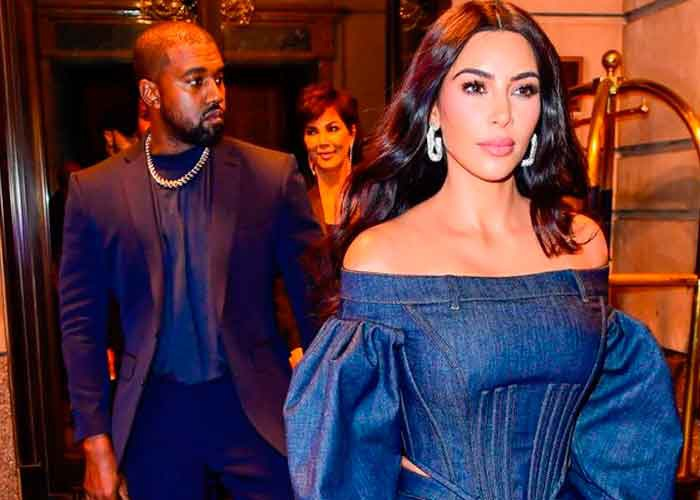 divorcio, kanye west, kim kardashian, familia, proceso legal,
