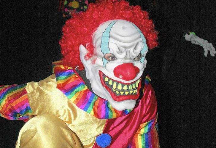 Payasos siniestros tambi n siembran el miedo en holanda for Clown almere