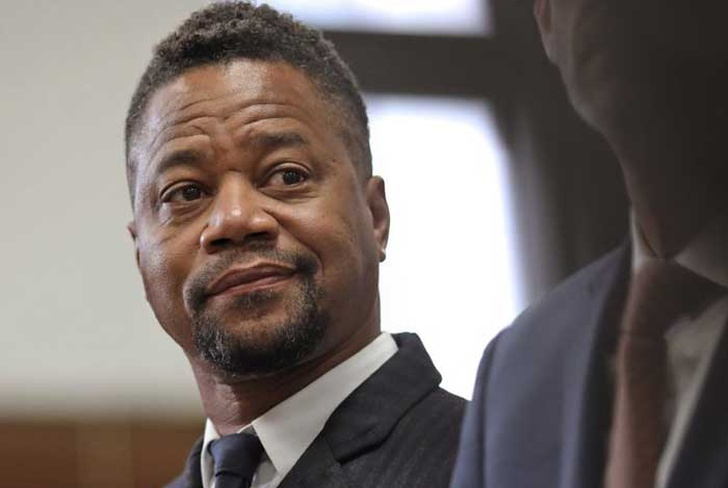 estados unidos, nueva york, actor Cuba Gooding Jr, acusado, conducta sexual indebida,