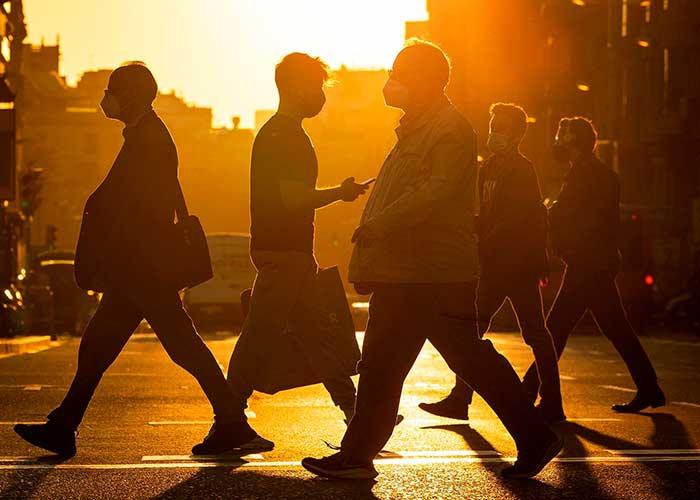 Sanidad comunica 55.019 nuevos contagios y 379 muertos el fin de semana