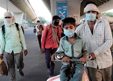 India: Cinco estados concentran los mayores casos de coronavirus