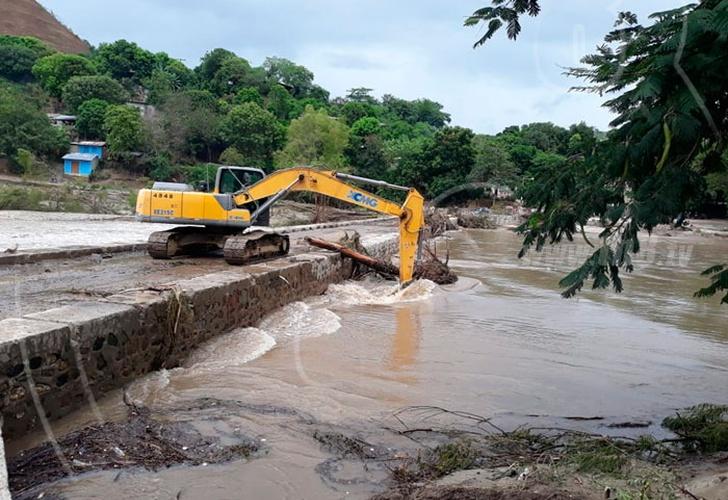 nicaragua, ineter, lluvias, afectaciones, pais, informe,