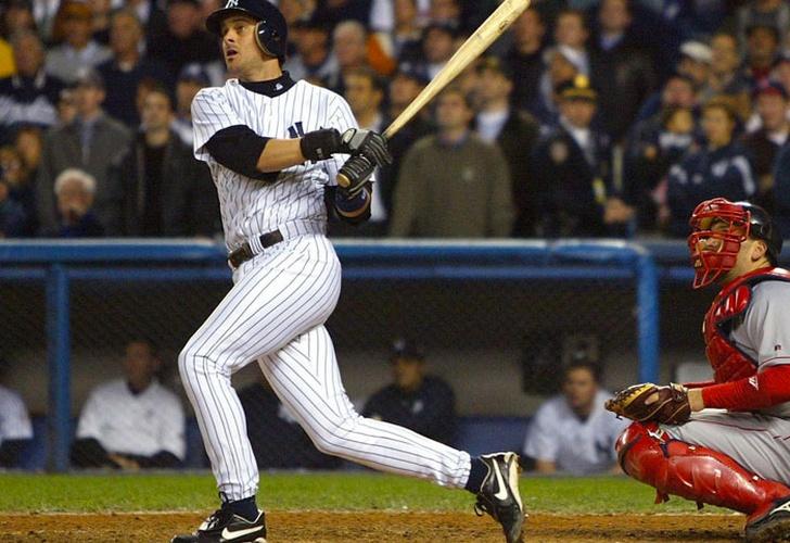 Aaron Boone es el nuevo manager de los Yankees de Nueva York
