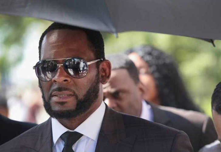 estados unidos, chicago, detenido, abuso sexual infantil, rapero r. kelly,