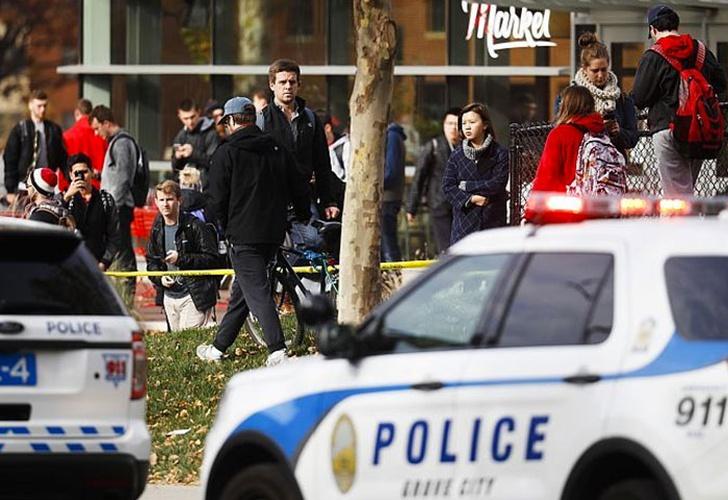 Hombre asesina a policía y dos personas más en Ohio