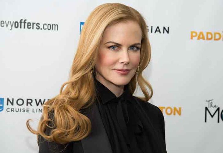 La sensual sesión de fotos de Nicole Kidman ¡a los 50 años!