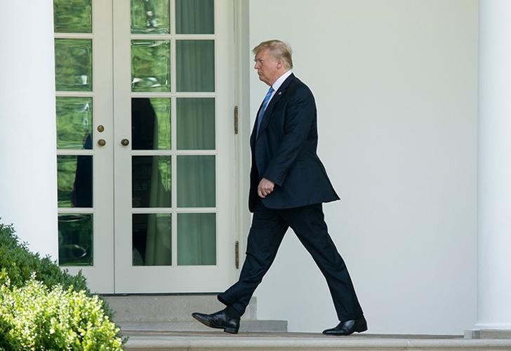 Trump frente a una tormenta tras su reunión con Putin