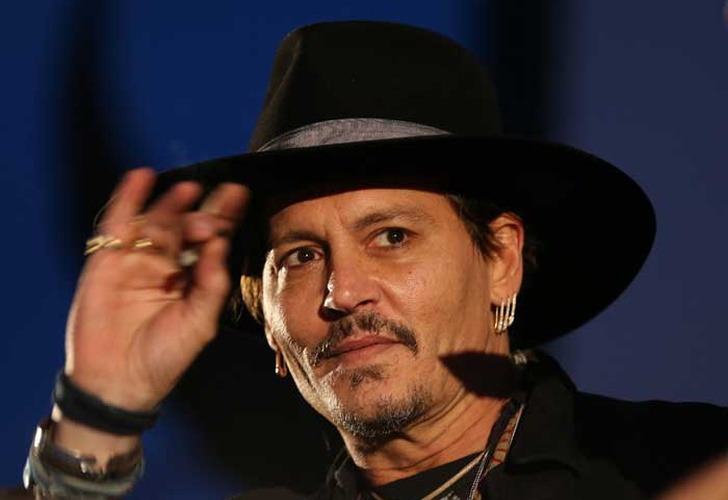 Johnny Depp envió un peculiar mensaje a Donald Trump — En video
