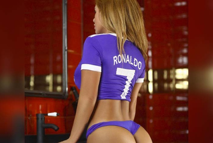 fotografias, sexy, fan mas sexy del real madrid, mirtha sosa, instagram,
