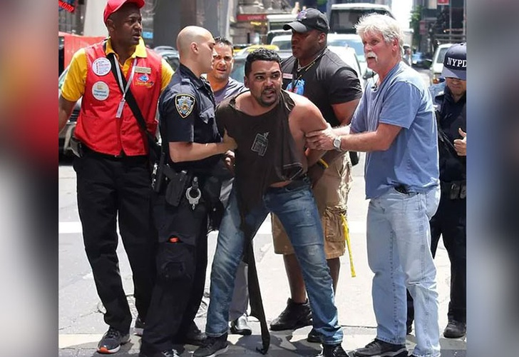 veterano, marina, estados, unidos, accidente,-Veterano de la Marina de EEUU acusado por accidente mortal en Times Square