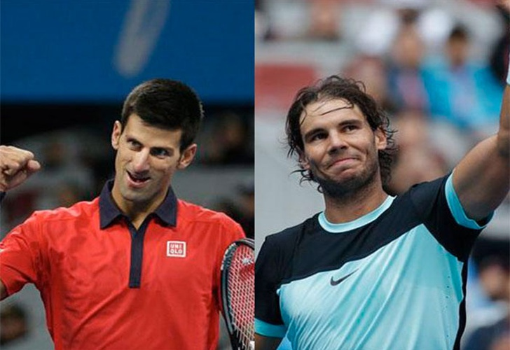 None-Djokovic y Nadal se enfrentarán en la final de China