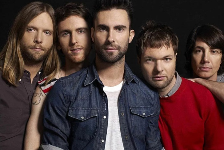 Maroon 5 actuará en el intermedio del Super Bowl de 2019