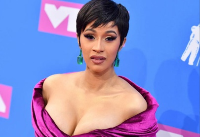 Cardi B logra tres premios en los MTV Video Music Awards