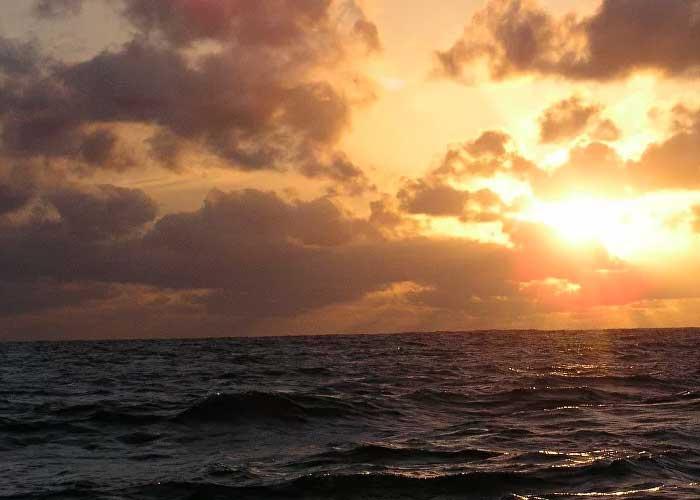 Fotos: llegó el marplatense que navegó dos meses desde Portugal
