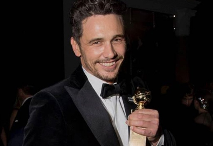 Denuncian a James Franco por acoso