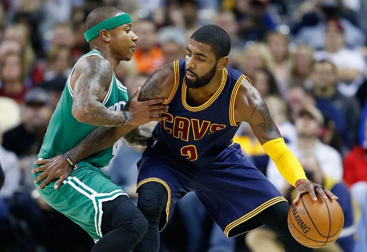 Cavs envían a Kyrie Irving a Celtics por Isaiah Thomas