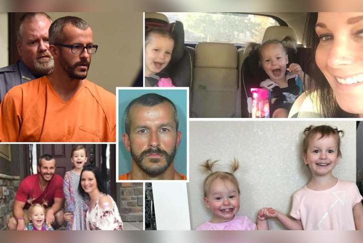 estados unidos, chris watts, meetme, aplicacion gay, pareja gay, amante, triple asesinato,