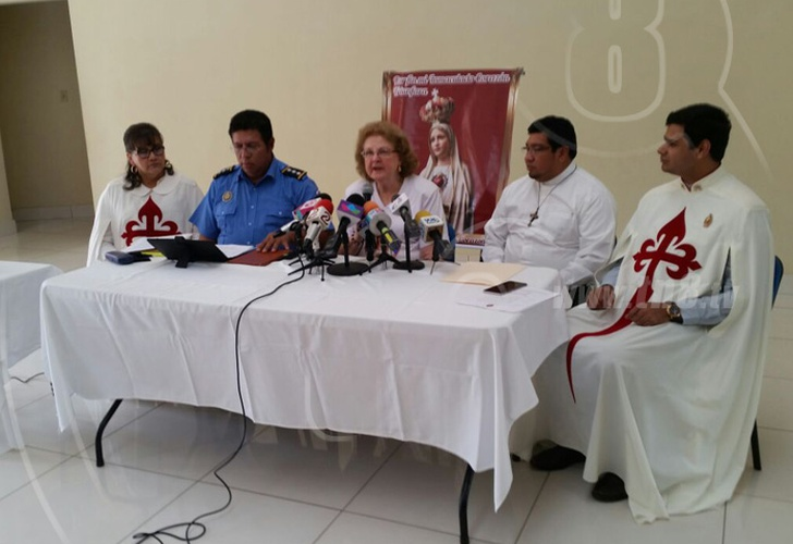 Celebrarán centenario de la aparición de la Virgen de Fátima en Gómez Palacio