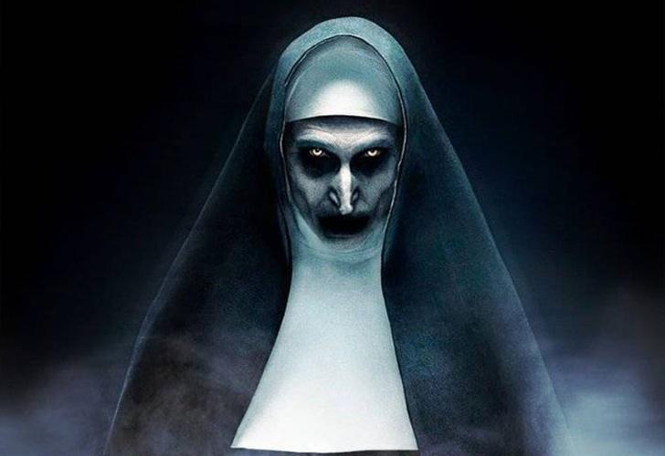 Conoce quién se esconde detrás del rostro aterrador de 'La Monja'