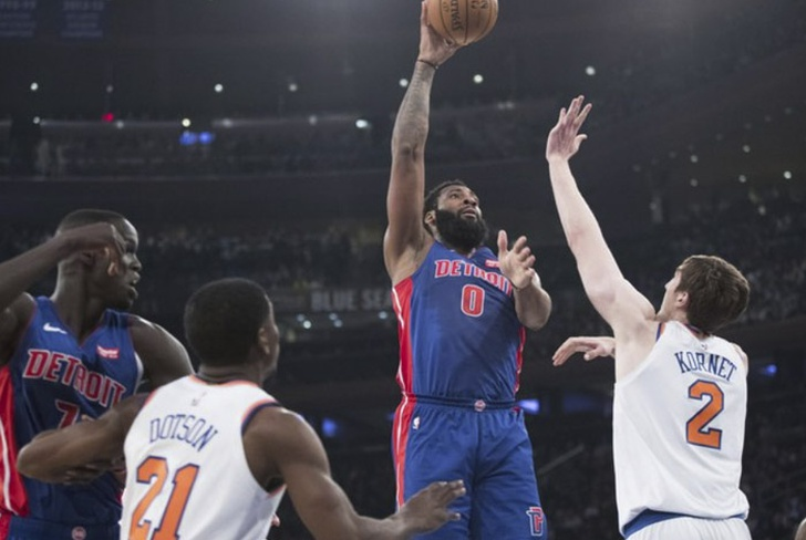 andre drummond, pistons,