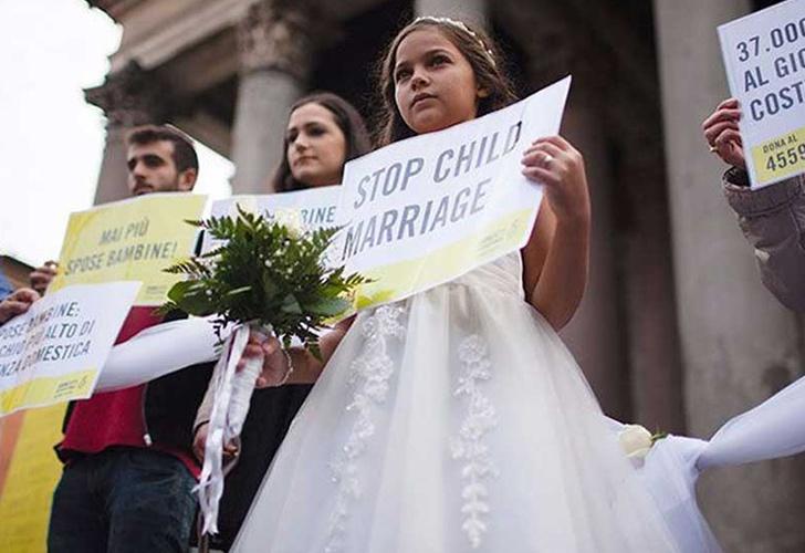 Resultado de imagen para matrimonio infantil