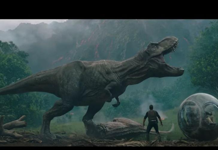 Adivina quién está de regreso en Jurassic World